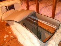 Attic insulation tent